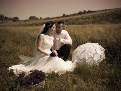 Niezwykłe zdjęcia ślubne - redletterday