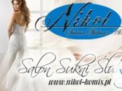 NIKOL - Suknie ślubne i akcesowia