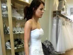 Nowa biała suknia ślubna gorset wiązany  32-34-36