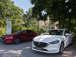 Nowa Mazda 6 – jedność sztuki i technologii