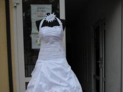 nowa nie używana suknia ślubna