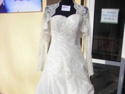 nowa nie używana suknia ślubna!!!!!