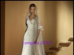 Nowa nieużywana suknia ślubna 36/38, kolor biały
