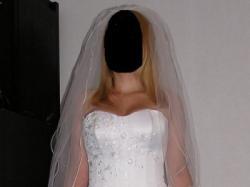 Nowa, piękna suknia ślubna