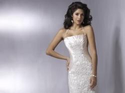 NOWA! Śliczna suknie ślubna - 324,6 zł+koszty przesyłki