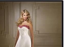 NOWA! Śliczna suknie ślubna - 570,8 zł+koszty przesyłki