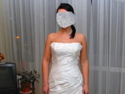 NOWA suknia ślubna Blue by Enzoani - Cadiz
