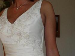 Nowa Suknia ślubna Jasmine Bridal F 912