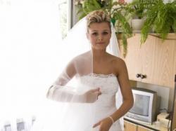 Nowa suknia slubna Kraków welon gratis