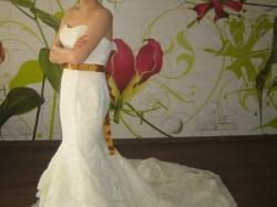 NOWA, suknia ślubna San Patrick Estambul r.38
