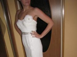 nowa suknia ślubna z angielskiej kolekcji DUSK rozm 12