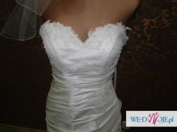 nowa suknia Vanilla Sposa Ines