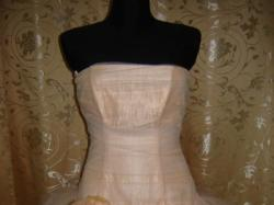 Nowa super suknia! Tiulowa a'la pióra