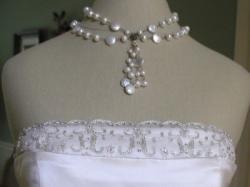 NOWA Urocza kremowa suknia slubna PRONOVIAS St. Patrick Candor rozmiar 42