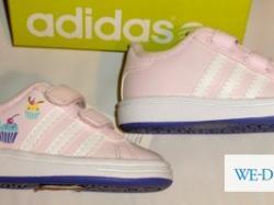 Nowe buciki Adidas rozm 21/ 14cm, wysyłka