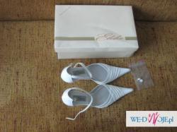 Nowe buciki ślubne dla Kopciuszka :)