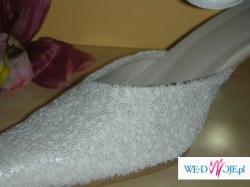 Nowe buty marki Witt w kolorze ecru
