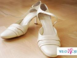 Nowe buty ślubne firmy art di roma linia Sofia