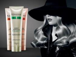 Nowe kosmetyki Thermique  udoskonalające suszenie włosów od Kerastase
