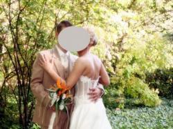 Nowoczesna i niesamowicie efektowna suknia ślubna z Angel w Warszawie