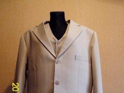 Nowy garnitur męski