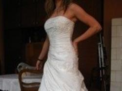od zaraz sprzedam suknie Madonna Pronovias Nepal model 2008!