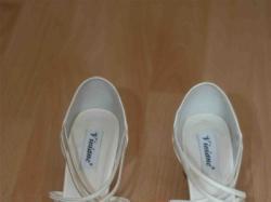 Oddam buty ślubne nr 38