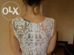 Oddam tanio! Suknia Vanessa 1504 kolekcja 2015 + GRATISY