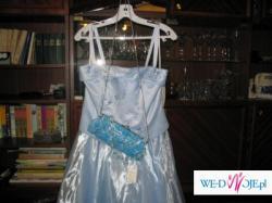 Odlotowa sukienka wieczorowa