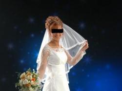Okazja!!! Cudna suknia ślubna Margarett Viso