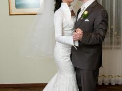 OKAZJA Cudowna suknia ślubna z gratisem