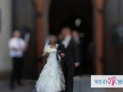 Okazja!!!  Elegancka i niesamowita  suknia ślubna CARMEN!!!