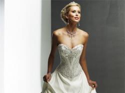 Okazja piekna nowa suknia slubna