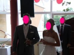 Okazja piękna suknia ślubna