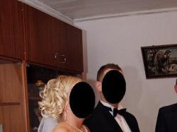 OKAZJA Piękna Suknia Ślubna Mori Lee 4902 rozm. 38