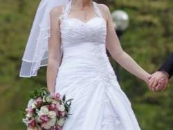 Okazja ! Piękna suknia ślubna SARAH w super cenie !