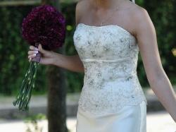 OKAZJA!!! przepiękna suknia slubna + GRATISY!!!