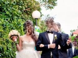 OKAZJA Przepiękna suknia ślubna! Justin Alexander!