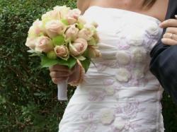 Okazja!!! Śliczna suknia Lisa Ferrera