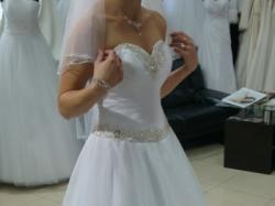 Okazja!! Śliczna suknia ślubna Tuberoza 2014
