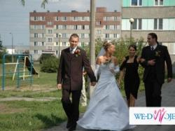 Okazja! Sprzedam piękną suknię ślubną