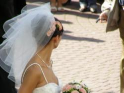 Okazja-sprzedam piekną suknie ślubną!