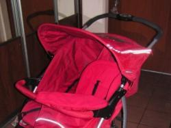 okazja!sprzedam pilnie wózek dla bliźniąt trójkołowy