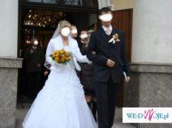 Okazja !!! Sprzedam śliczną suknię ślubną!!!