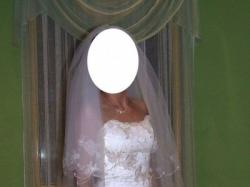 Okazja!!Sprzedam śliczną suknię ślubną Tanio!!!