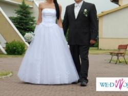 OKAZJA!!!! Sprzedam suknię ślubną+suknia poprawinowa gratis !!!!!!
