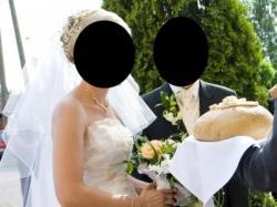 OKAZJA suknia ślubna Moon Annais