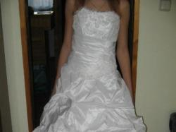 Okazja!!! Suknia ślubna w kolorze białym+dodatki