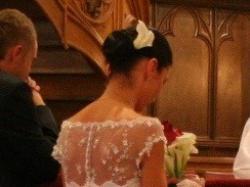 Okazja!!! Suknia ślubna z prestiżowego salonu NABLA - 1 500 zł (do negocjacji)