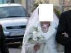 OKAZJA TANIO Ładna skromna suknia ślubna